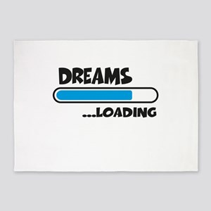 Dreams loading 5'x7'Area Rug