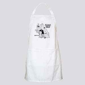 Gifted BBQ Apron