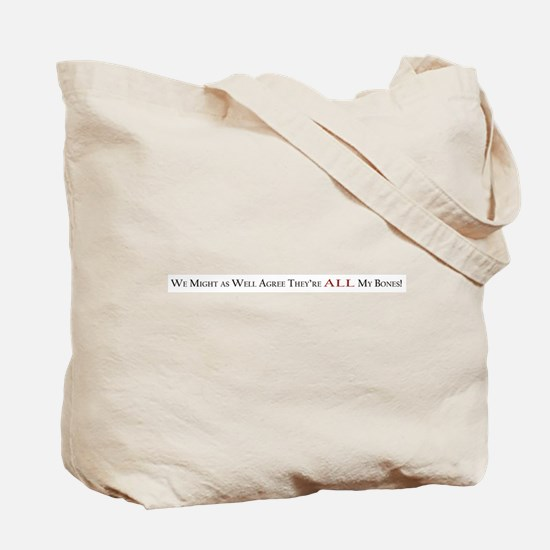 Akita: If Only Tote Bag