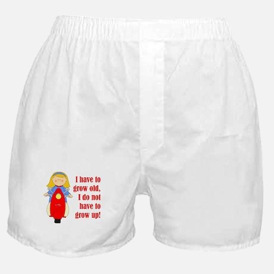 Scottie's Scooter Boxer Shorts