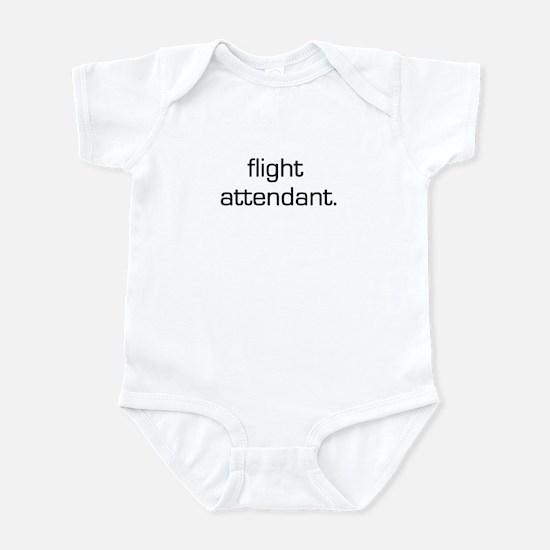 Flight Attendant Infant Bodysuit