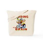Rodding of the Brain II Tote Bag