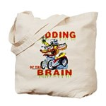 Rodding of the Brain II Tote Bag