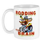 Rodding of the Brain II Mug