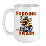 Rodding of the Brain II Large Mug