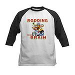 Rodding of the Brain II Kids Baseball Jersey