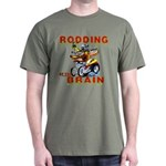 Rodding of the Brain II Dark T-Shirt