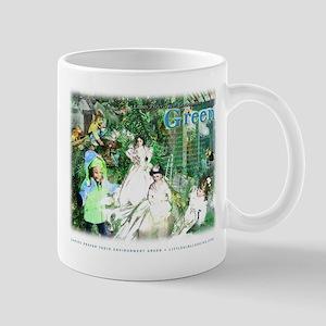Ladies Prefer Their Environme Mug