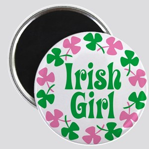 Irish Girl Magnet