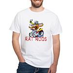 Pablos Rat White T-Shirt