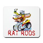Pablos Rat Mousepad