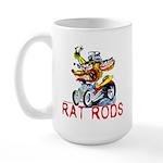 Pablos Rat Large Mug