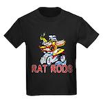 Pablos Rat Kids Dark T-Shirt