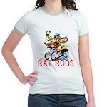 Pablos Rat Jr. Ringer T-Shirt