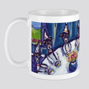 Rat Terrier B-day Mug