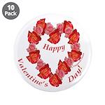 Rose Wreath, Valentine 3.5