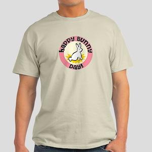 Happy Bunny Day! Light T-Shirt