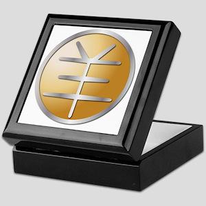 2015 Chinese New Year Coin Keepsake Box