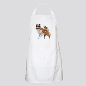 Just Like Lassie Light Apron