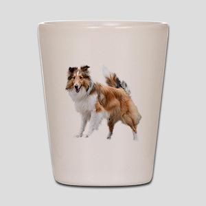Just Like Lassie Shot Glass