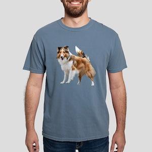 Just Like Lassie Mens Comfort Colors Shirt