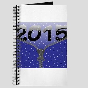 2015 Snow Zipper Journal