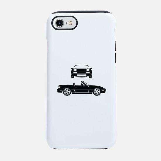 NA Miata iPhone 8/7 Tough Case