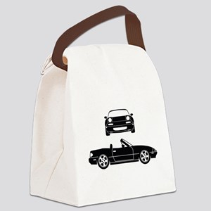 NA Miata Canvas Lunch Bag