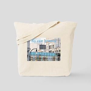 Silver Spring Tote Bag
