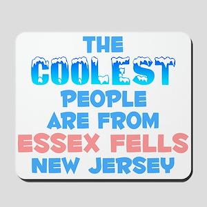 Coolest: Essex Fells, NJ Mousepad