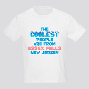 Coolest: Essex Fells, NJ Kids Light T-Shirt