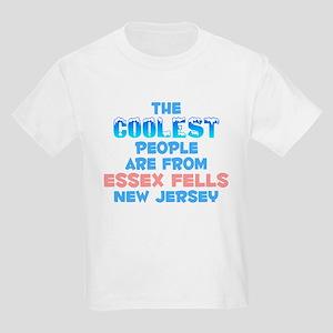 Coolest: Essex Fells, NJ Kids Light T-Shirt