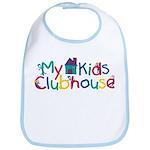 My Kids Clubhouse Bib