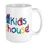 My Kids Clubhouse Large Mug