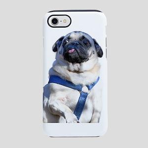 The Pug Pose iPhone 8/7 Tough Case