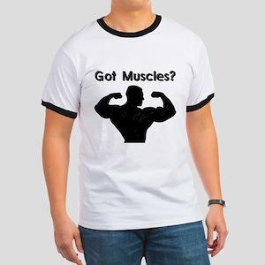 Got Muscle Ringer T
