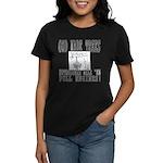TREES Women's Dark T-Shirt