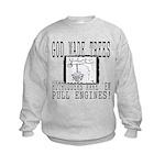 TREES Kids Sweatshirt