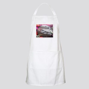 My Home Was Here Somewhere Chef Apron