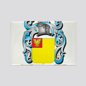 Kobi Coat of Arms - Family Crest Magnets