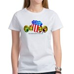 Official American Bocce Club Women's T-Shirt
