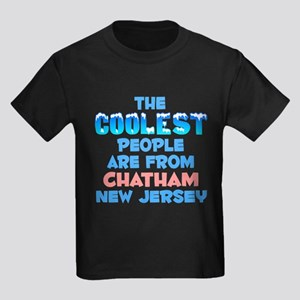 Coolest: Chatham, NJ Kids Dark T-Shirt