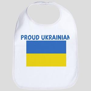 PROUD UKRAINIAN Bib