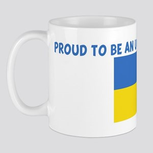 PROUD TO BE AN UKRAINIAN GRAN Mug