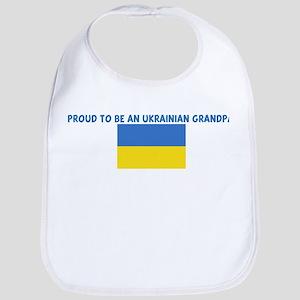 PROUD TO BE AN UKRAINIAN GRAN Bib