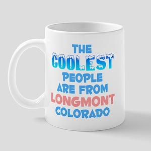 Coolest: Longmont, CO Mug
