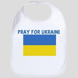 PRAY FOR UKRAINE Bib