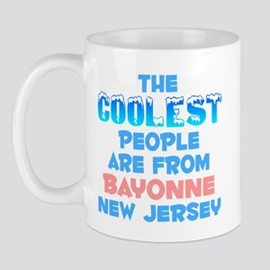 Coolest: Bayonne, NJ Mug