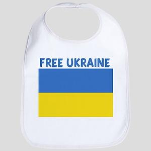 FREE UKRAINE Bib