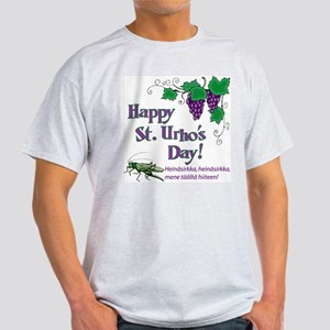 St. Urho's Day Light T-Shirt